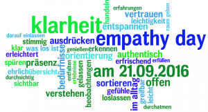 Empathy Day Klarheit