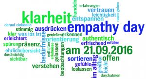 Empathy Day Klarheit